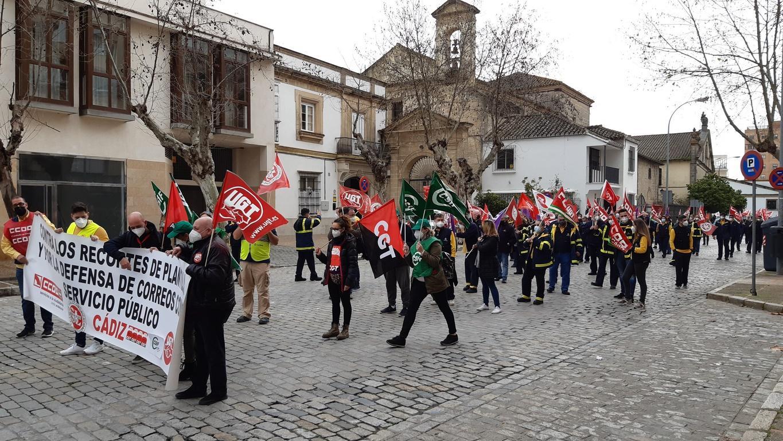 La sección sindical de CGT Correos Cádiz ha denunciado ante la Inspección Provincial de Trabajo bloqueo a la labor sindical
