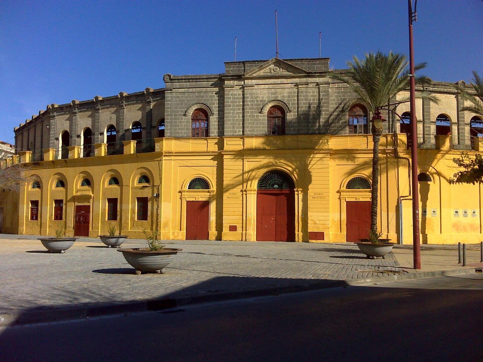 Misa de Pentecostés, en la Plaza de Toros de Jerez