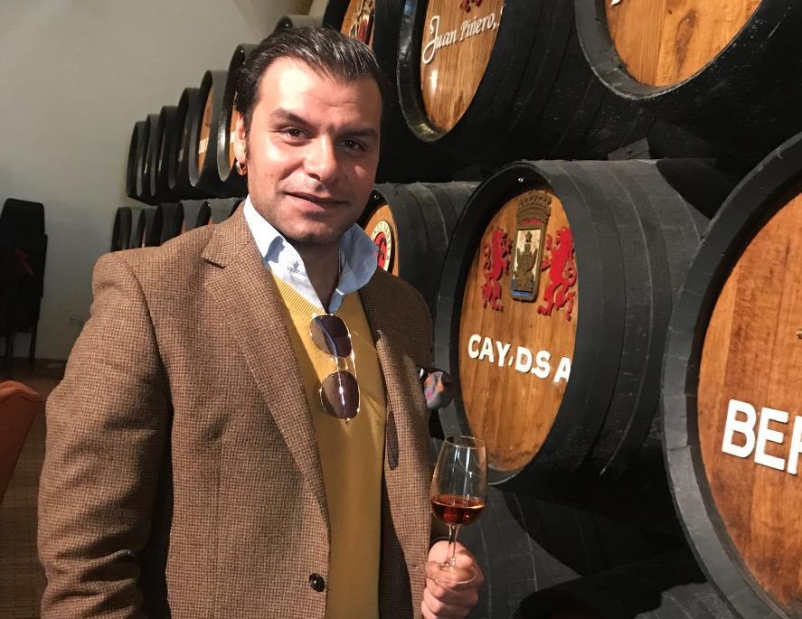Fernando Jiménez debuta con 'Transiciones' en el XXV Festival de Jerez