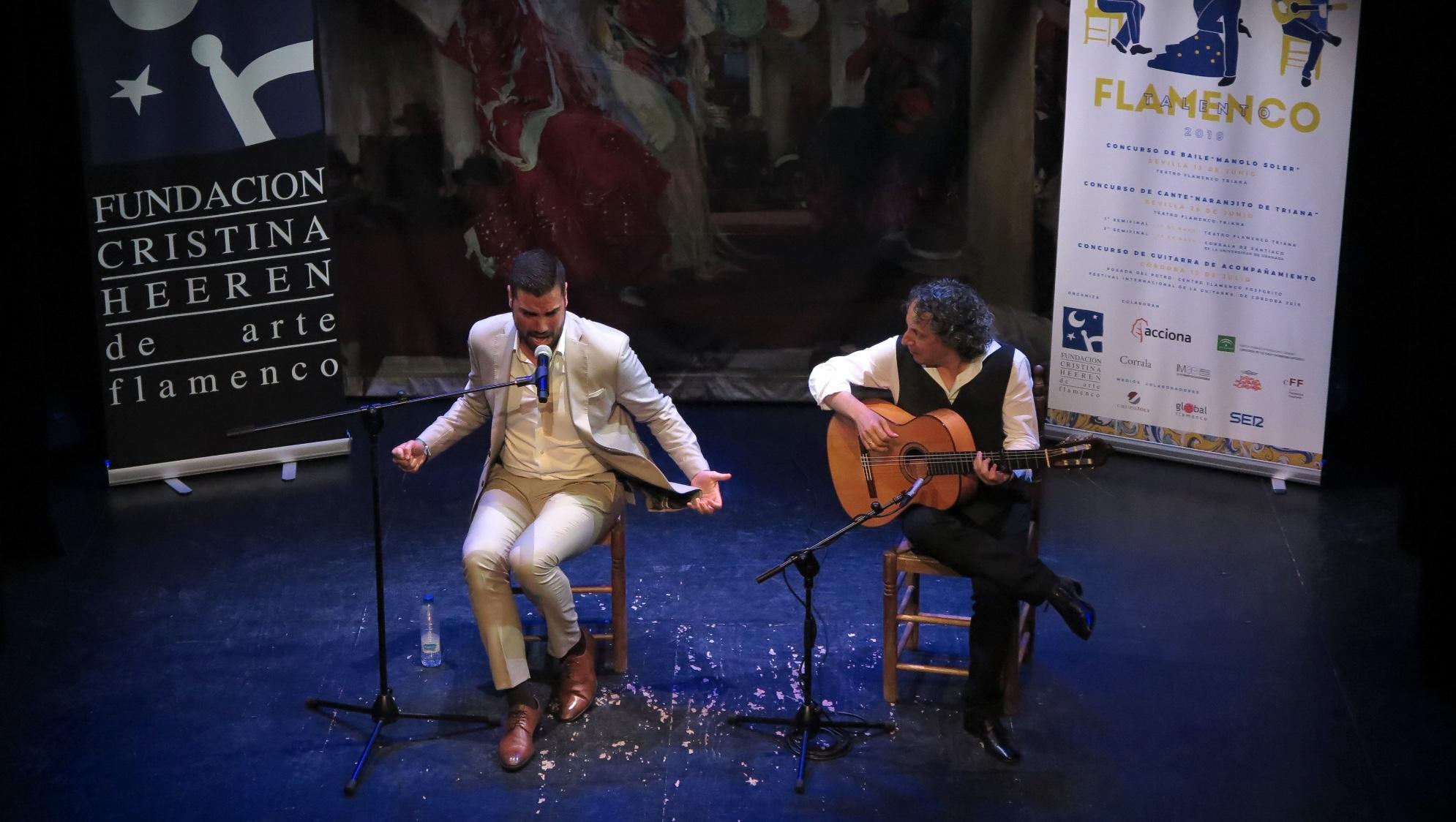 La Fundación Cristina Heeren amplía el plazo de inscripción para el concurso Talento Flamenco 2021