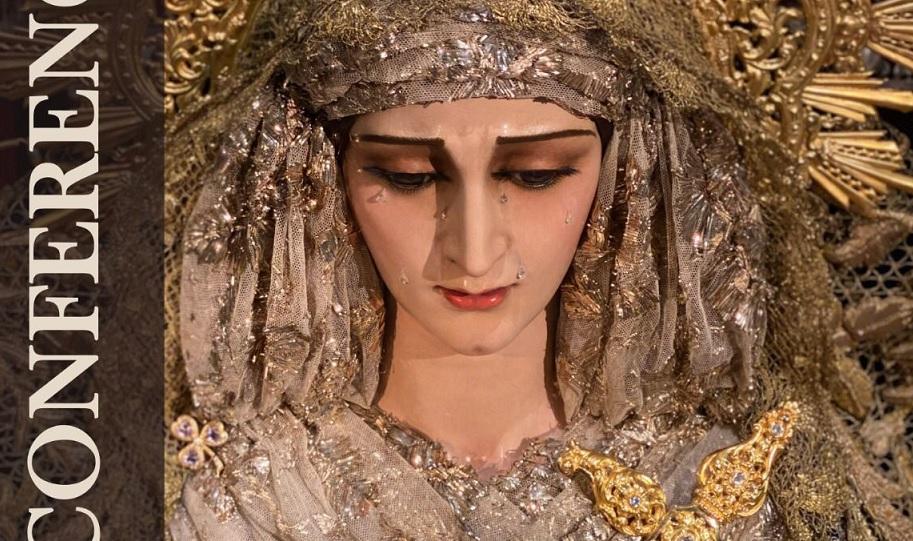 Mayo mariano junto a la Virgen de las Penas