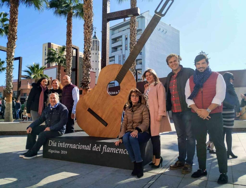 Algeciras celebró el Día Internacional del Flamenco con actividades en torno al barrio de La Caridad