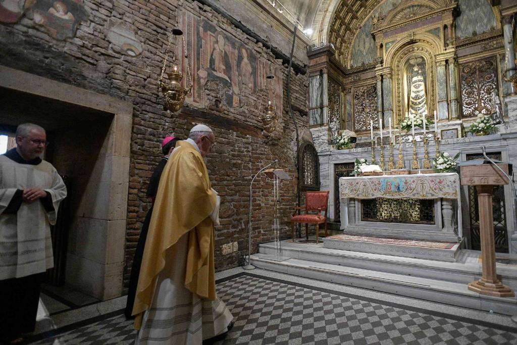 El Papa instituye la fiesta de la Virgen de Loreto, el día 10 de diciembre