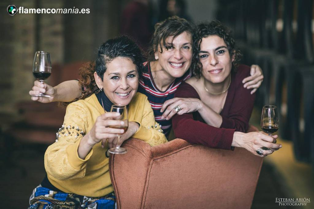 Llega al Teatro Villamarta una cocina de flamencas andaluzas con mucho 'ángel'
