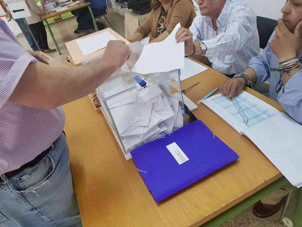 Un total de 166.779 jerezanos están llamados hoy a las urnas