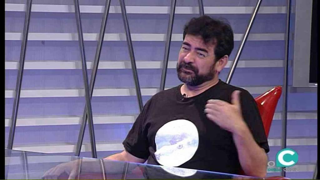 Miguel Ángel García Argüez presenta su novela 'Aguaviento' en Jerez