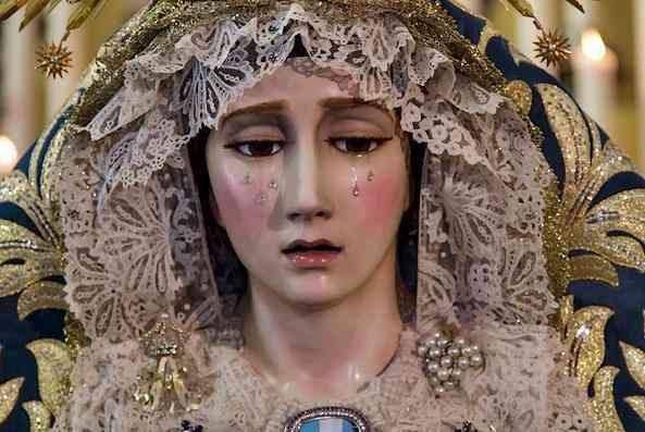 Confirmados los itinerarios de la Virgen de la Concepción Coronada