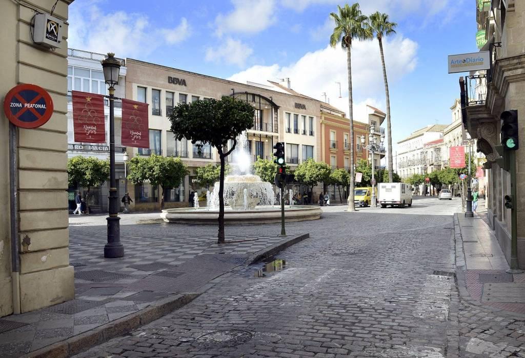 Los cortes de tráfico ''al estilo Carrera Oficial'' para las compras de Navidad en el centro