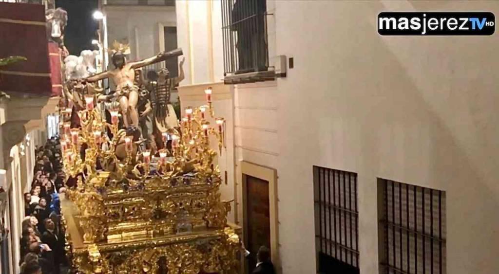 TV: El misterio de la Exaltación en calle Tornería