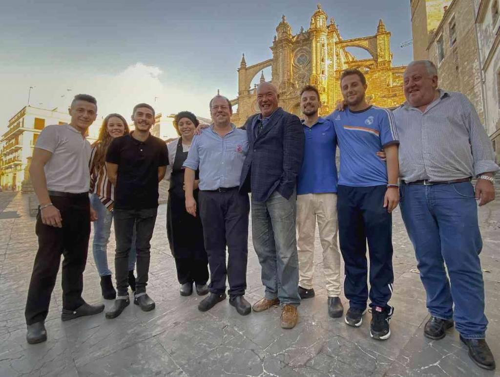 El Molino de Jerez con Andrés García Tébar
