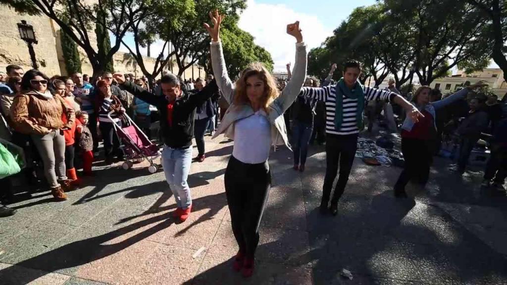 Jerez celebrá el Día del Flamenco con la lectura del manifiesto y la colaboración del comercio del centro