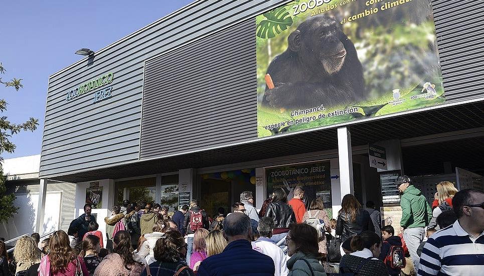 El Zoobotánico celebra este fin de semana los días de los Bosques Autóctonos y los Primates