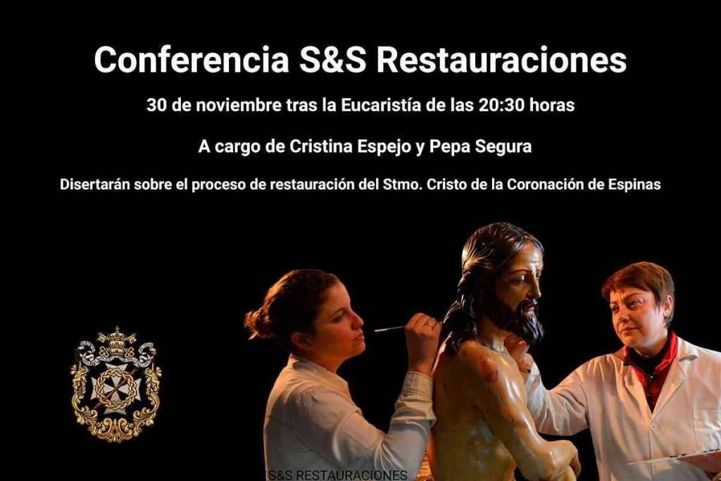 Una esperada ponencia, en la Albarizuela