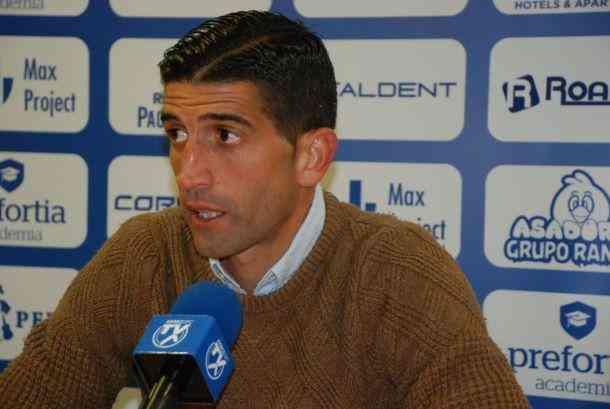 """Sergio Narváez: """"Que no se olvide nadie que este equipo va a dar mucho que hacer"""""""