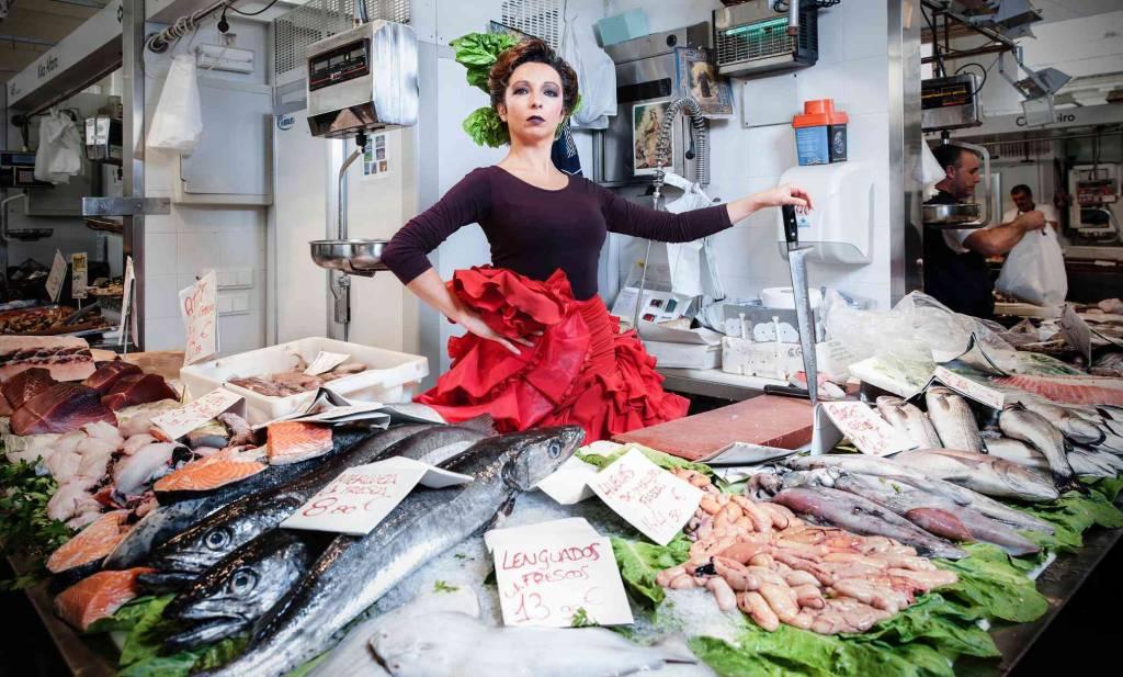El flamenco poliédrico de Rosario Toledo llega al Teatro Real