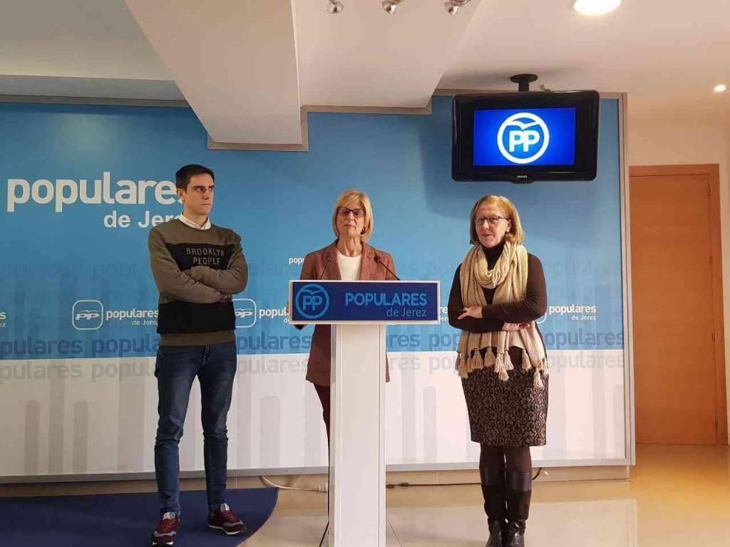 """García-Pelayo (PP): """"Somos el partido de las familias"""""""