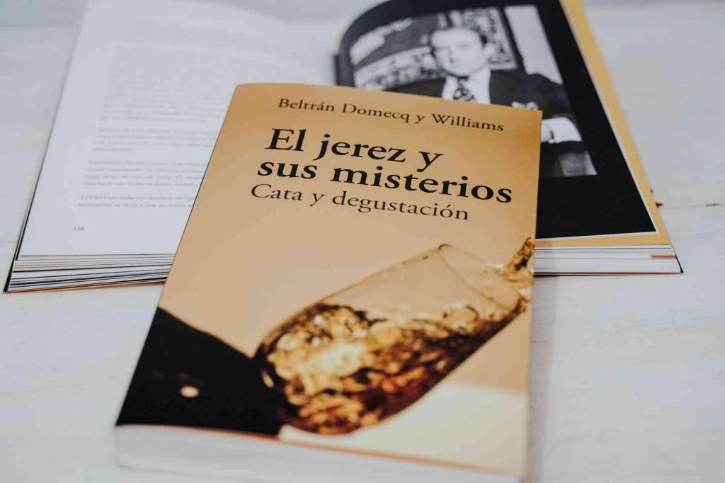 Beltrán Domecq redescubre los misterios del vino de Jerez
