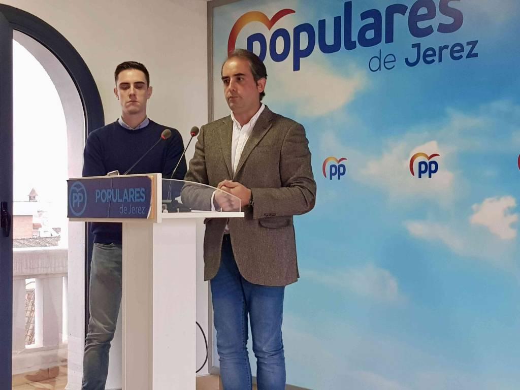 El PP denunciará al PSOE ante la Junta Electoral por uso partidista del Twitter del Ayuntamiento de Jerez