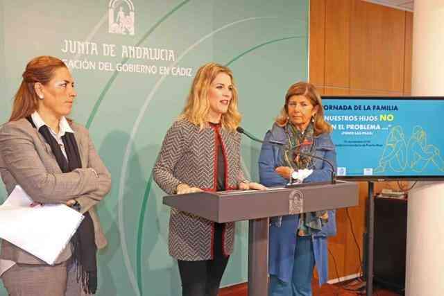 Ana Mestre presenta la I Jornada de la Familia de Asfanuca