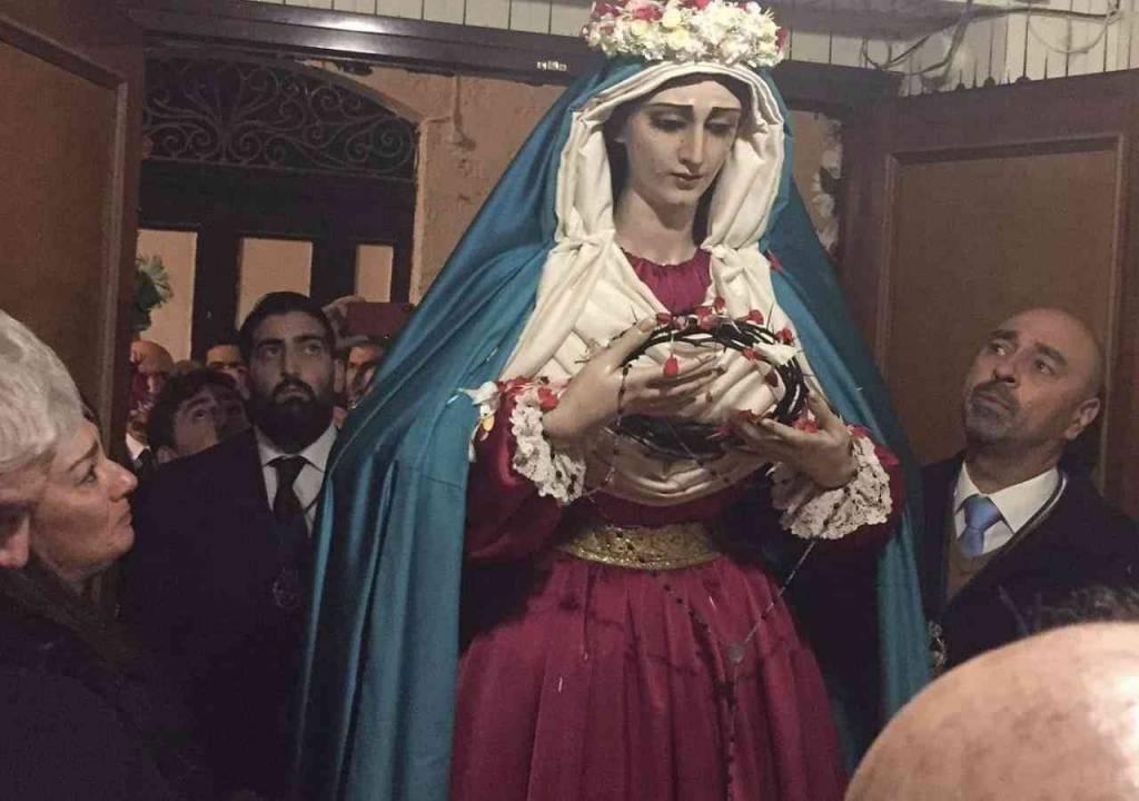 Cádiz: La Virgen de Las Penas será coronada canónicamente