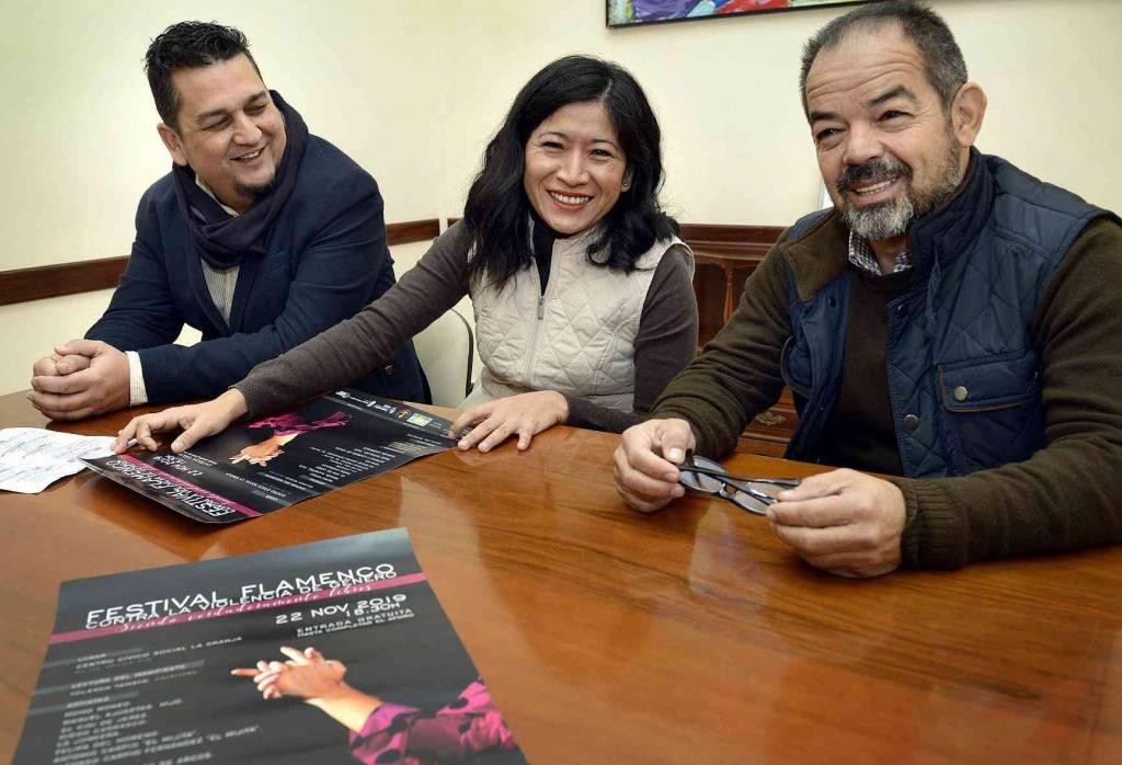 El Festival Flamenco contra la Violencia de Género en Jerez