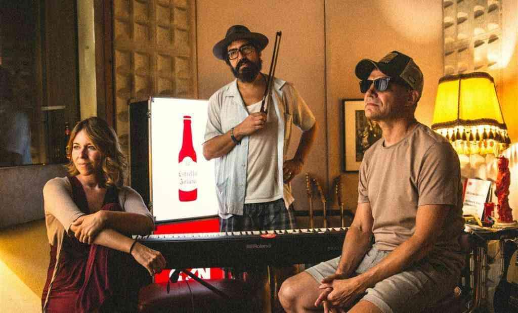 Así surgió el nuevo single de Rocío Márquez, Florent Muñoz y Fernando Vacas con SON Records