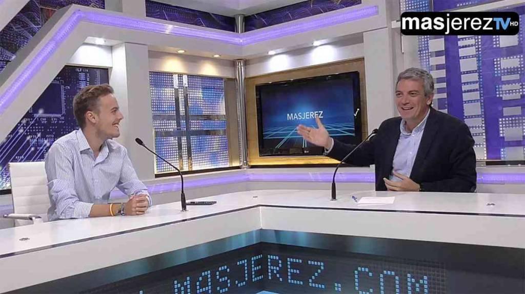 Comienza 'Tu Grada', el nuevo programa de Xerezmanía en Masjerez TV