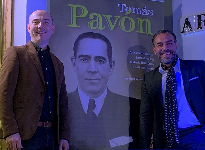 ''Tomás Pavón representa el vínculo emocional y afectivo que me llevó al flamenco''