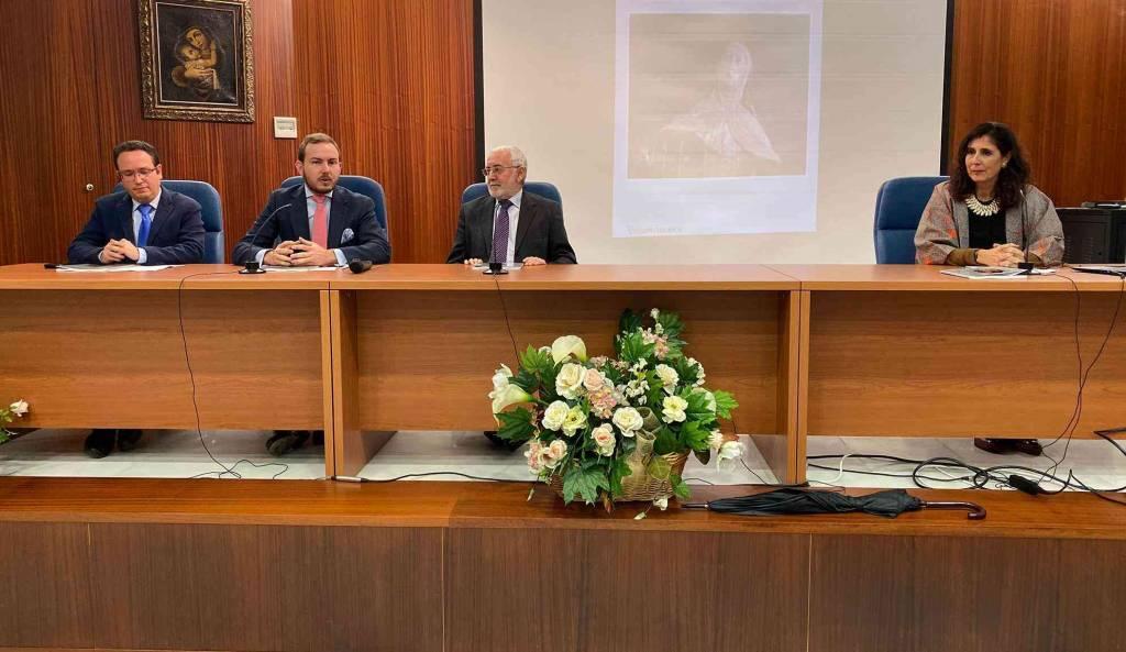 Presentación de 'Imaginería recuperada' en Jerez