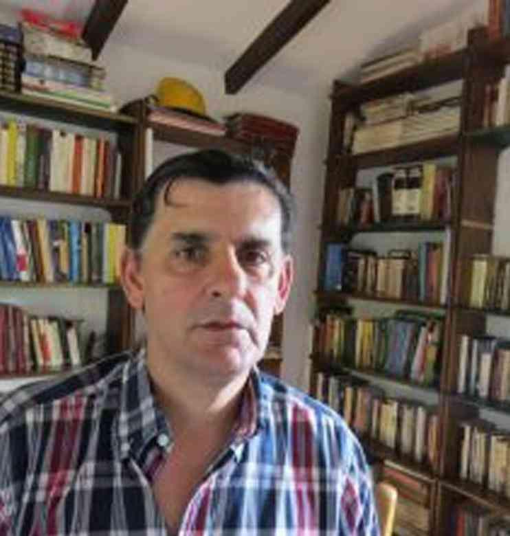 Antonio Ordóñez Frías