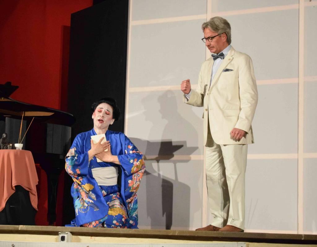 Staff Opera Club trae 'La Geisha Cio-Cio-San' al Teatro Villamarta