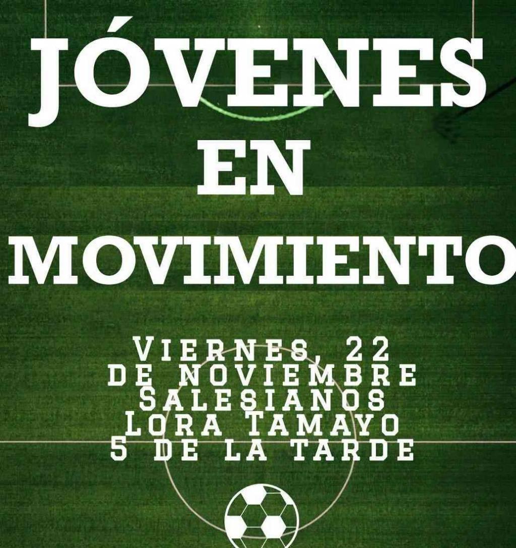 """El IAJ organiza la Jornada """"Jóvenes en Movimiento"""" para fomentar los hábitos saludables, a través del deporte"""