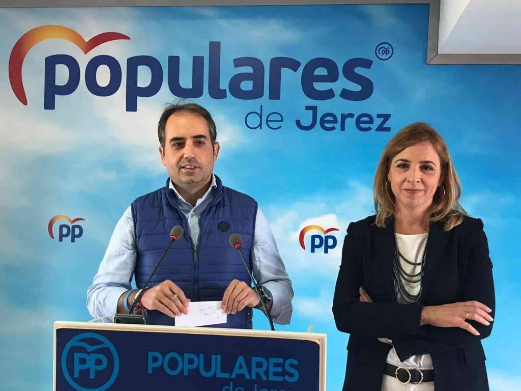 El PP abordará en el Pleno el abandono de Mamen Sánchez a la zona rural de Jerez