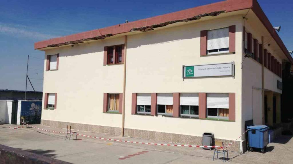 Adelante Jerez, también contra la privatización del mantenimiento de colegios planteada por el PSOE