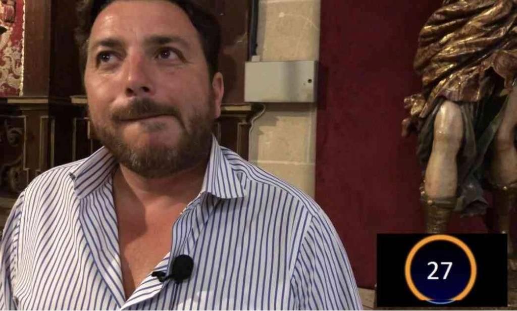 TV: Semana Santa Millennial, con Juan Antonio García Gallego 'Gorrión'