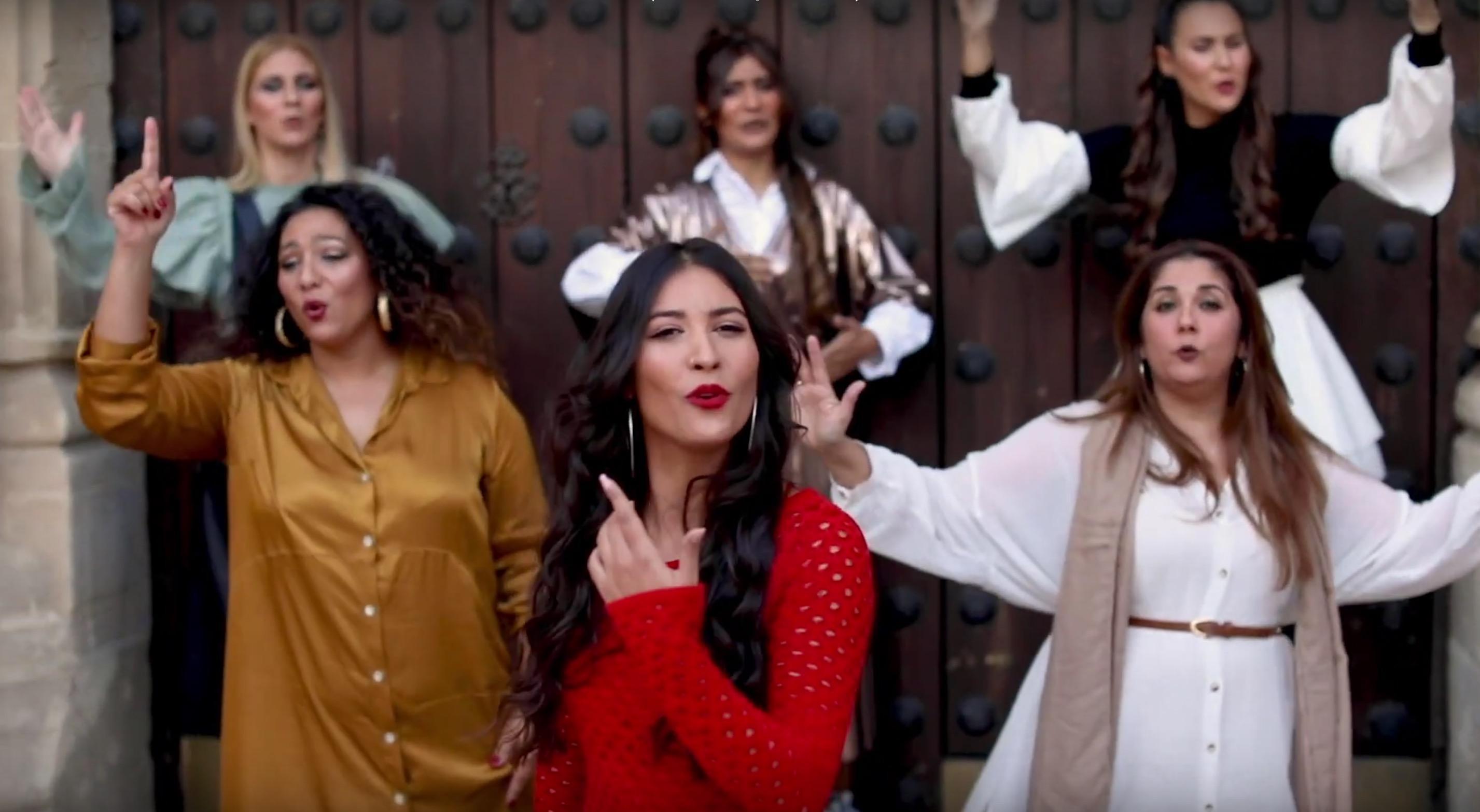 Así Canta Jerez en Navidad estrena el videoclip de Mi Dios Gitano