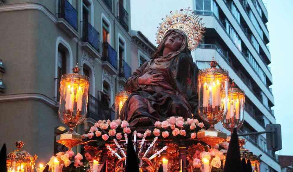 Cerca de 200 personas de 20 cofradías de toda España participarán en Valladolid en el Congreso de las Angustias