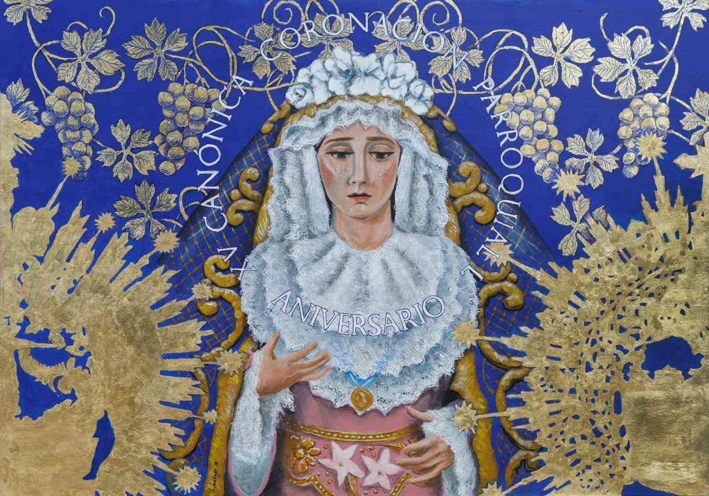 Cultos extraordinarios en honor a María Santísima de la Concepción Coronada