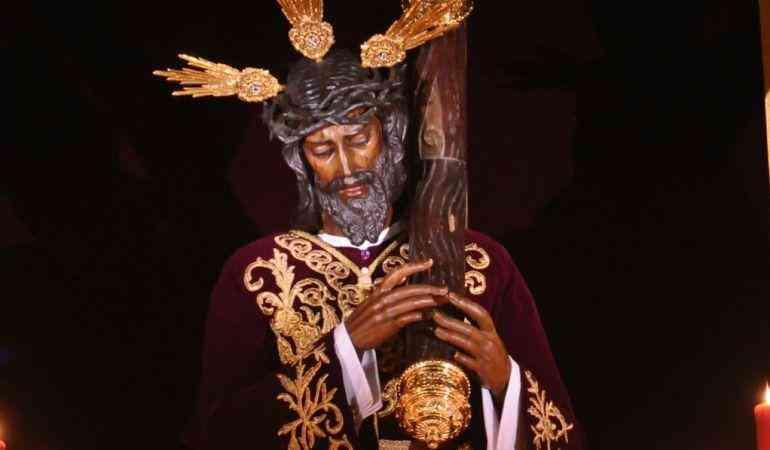 El Señor de la Salud (Gitanos) presidirá el Vía Crucis de Sevilla