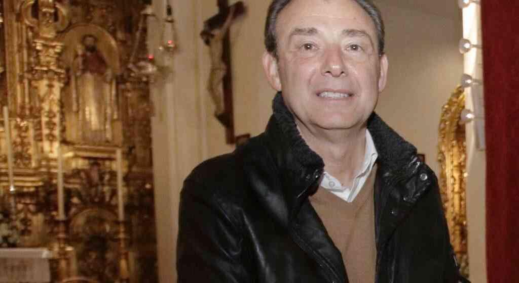 Paco Ceballos, capataz del Cristo de las Tres Caídas de Triana, será ponente del IX Encuentro de Costaleros