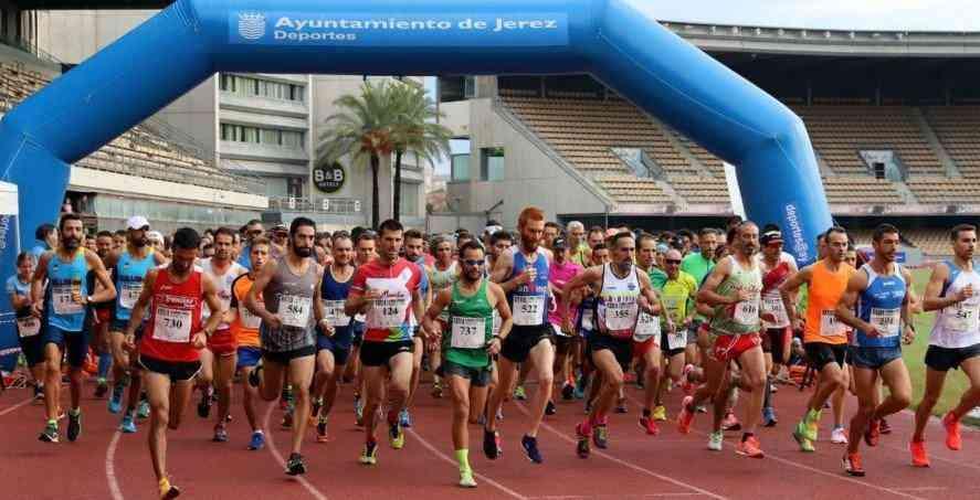 Desinformación total del Ayuntamiento con la Carrera Popular 'Ciudad de Jerez'