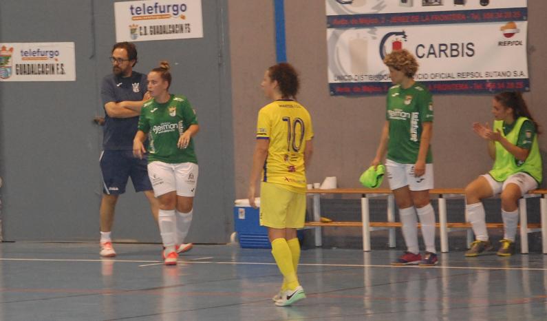 El Guadalcacín FSF buscará la cuarta victoria consecutiva frente a la Algaida FS