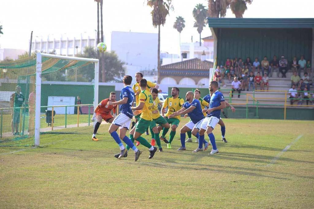 UD Los Barrios 2-0 Xerez Deportivo: Vuelven los fantasmas del pasado