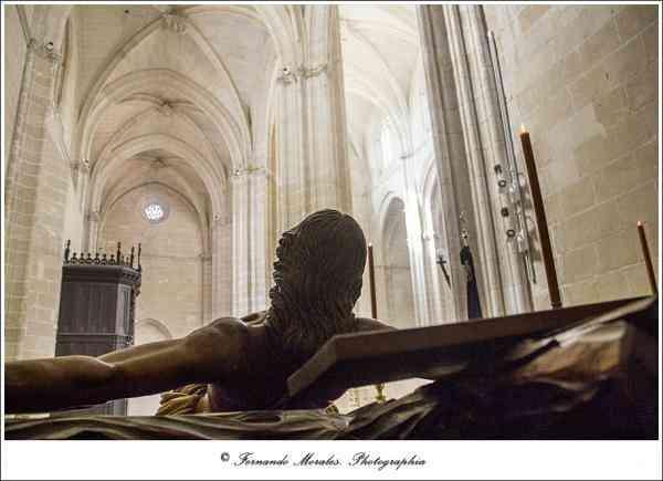 Cultos de noviembre de nuevo, al Cristo de la Buena Muerte