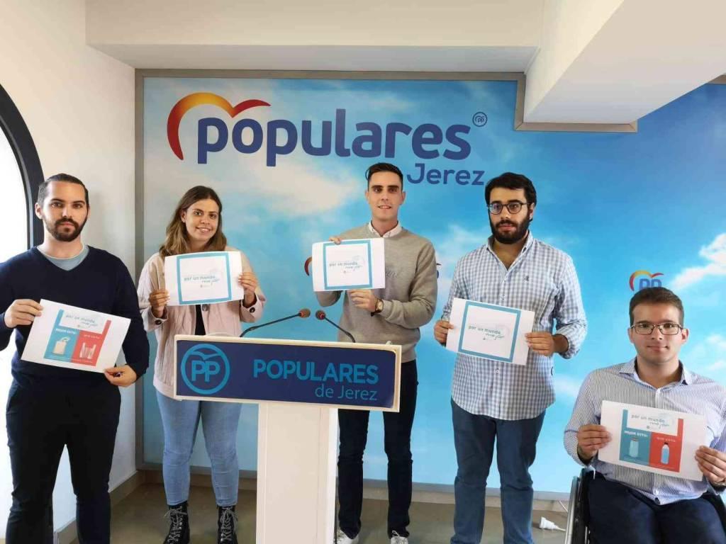 NNGG propone medidas para que Jerez lidere políticas medioambientales sostenibles