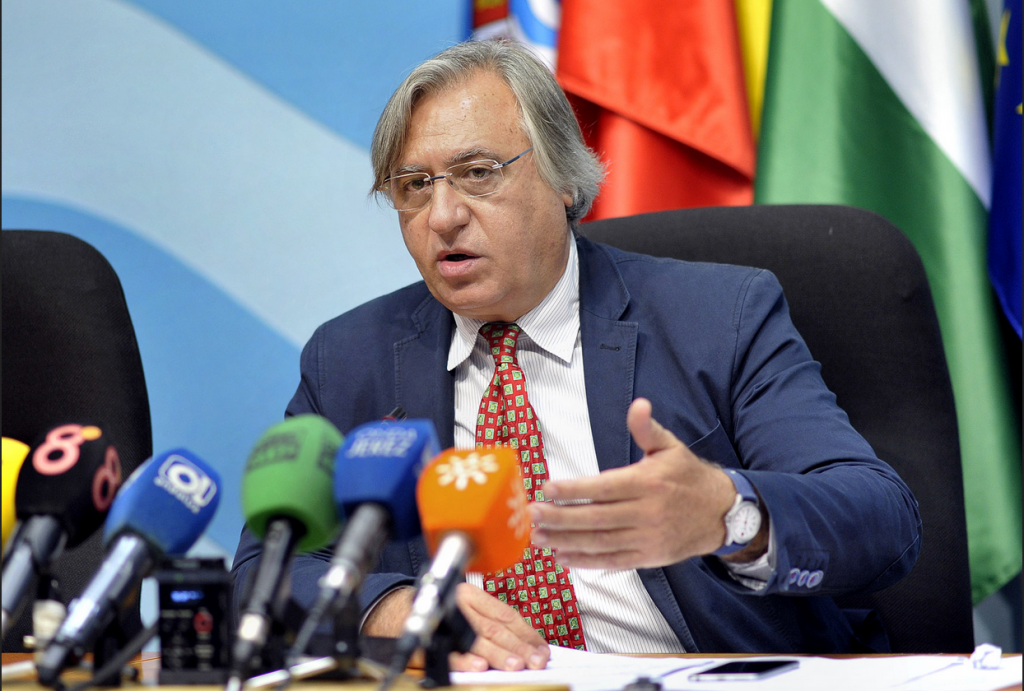 Francisco Camas (PSOE): ''El ciberataque se tenía que haber evitado, pero somos vulnerables''