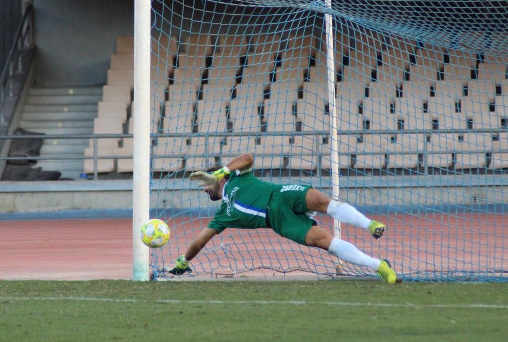 Xerez Deportivo 0-0 Utrera: Camacho salva la primera derrota en Chapín