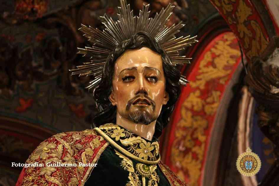 Pedro Manzano restaurará el San Juan de la Virgen del Desconsuelo