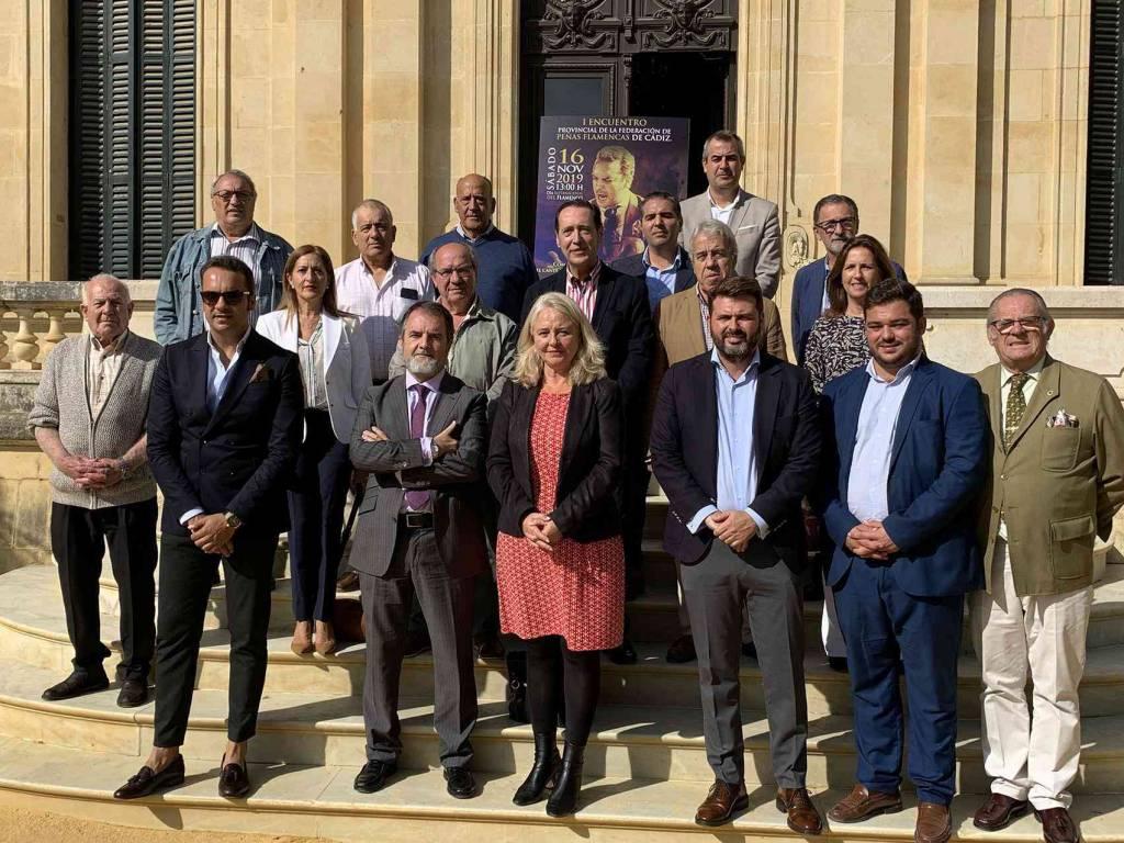 Jesús Méndez y cómo bailan los caballos andaluces protagonizarán el I Encuentro Provincial de Peñas Flamencas de Cádiz