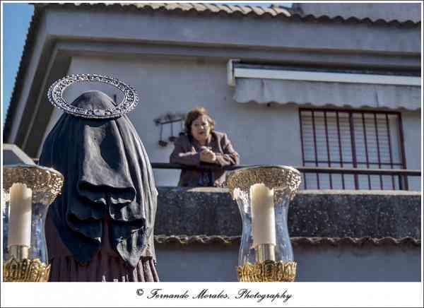 Este domingo, procesión 'novedosa' de Santa Ángela de la Cruz